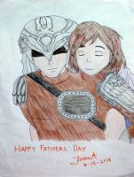 Fathers' Day 2014 by Project-GenEx