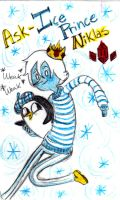 Ask Ice Prince Niklas (and Karl)! by MissBillyF