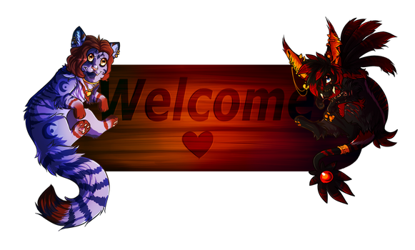 New Welcome by NeCroven