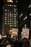 Occupy Wall Street 28 by Radio-Schizo