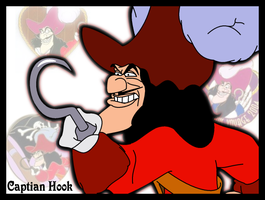 Captain Hook by LeeRoberts