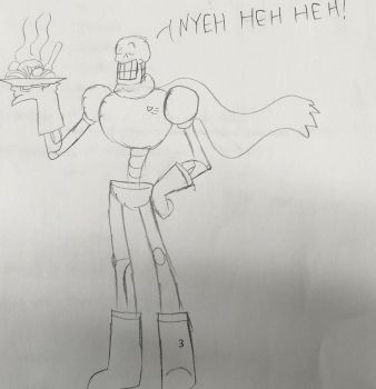 Papyrus by Toram159