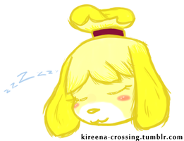 Isabelle by kireena