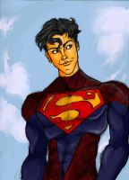 Kon-El -colored- by none-of-the-sort