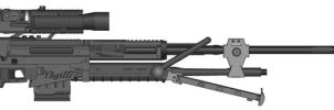 Halo: Reach Sniper Rifle made in PimpMyGun by Yhgi117