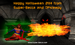 Halloween 2014 by dpsleepy