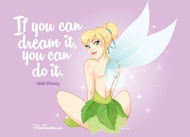 Disney | Tinkerbell | Dreams by PolishTamales