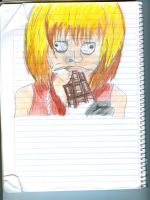 Mello Gusta (For x8SoulEater8x) by FirionSpirit