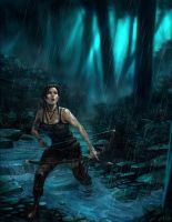 Tomb Raider Reborn Contest entry 1 by Toramarusama