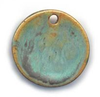Stoneware Pendant by ChinookDesigns