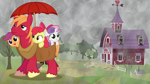 Rainy Days 1 by anarchemitis