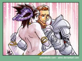 PSC - Cullen and Desire Demon by aimo