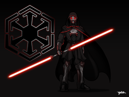 Dark Lord of the Sith by Blazbaros