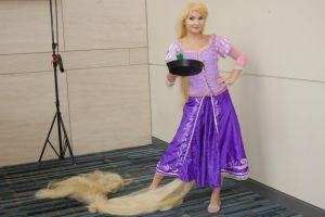 My Rapunzel cosplay - COMPLETE by ReneeRouge
