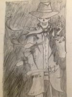 Skulduggery Pleasant by coverartist68