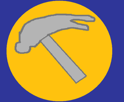 HTF Partners Colide Handy Icon by Emilythebrawler
