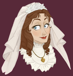 Lovely Miss Ravenswood by KellyM-Mortal
