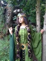 Elinor cosplay by CaptainFeline