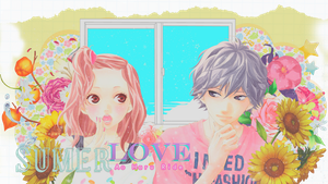 Ao Haru Ride by HeyNerd