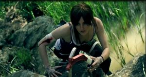 Lara Croft - Tomb Raider Survivor Reborn - VIDEO by BabyGirlFallenAngel