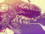 Converse All Star II. by Clergna