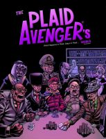 Plaid Avenger's World 3: back by Emosktr