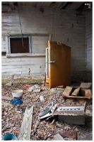 Country Ice Box by thegreatstereopticon
