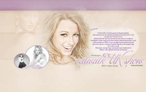 Blake Lively header by MISA0710
