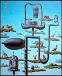 flying zoo by greghergert