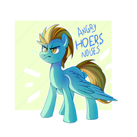 Angry hoers by Ghst-qn