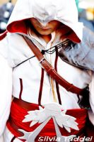 Ezio Auditore Cosplay by Xpyro90