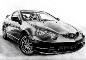 Acura RSX by Arek-OGF