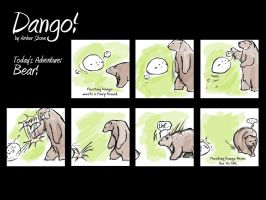 Dango Redesign 6 by AmberStoneArt