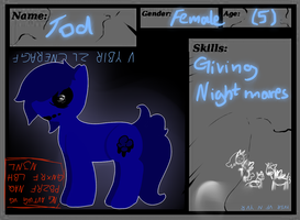 Tod OC Roleplay Bio 2 by lessy652