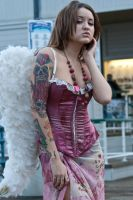 Candy Angel stock 3 by Random-Acts-Stock