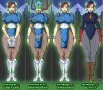 Chun-Li Shadaloo Doll Process by Trishbot