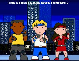 Streets of Fury: Beat'em Up by Cybopath