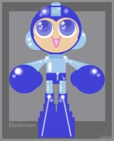 RockMan by Child-Of-Neglect