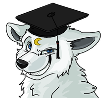 Happy Graduation, Tsuks by calistamonkey