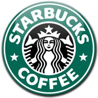 Starbucks icon. by JamisonX