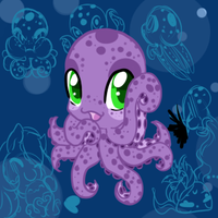 Octis The OCtopus by Sarahostervig