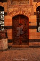 Damascus Doors - 6 by ashamandour