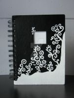 Snow Doddle Notebook by KatarniaHolbart