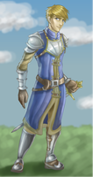 Squire 2 concept by Megatonter