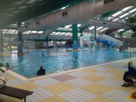 Adelaide Aquatic Centre upgrade by ryanthescooterguy