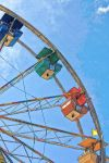 Painted Ferris Wheel 3 by DleeKirby