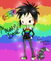 Magnus Bane by JinnyMoose