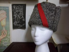 October Revolution parade hat (1967) by the-black-cat