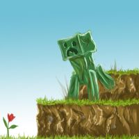 the creepers coming by boringcabage