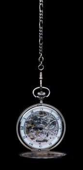 clock - Uhr 4 by archaeopteryx-stocks
